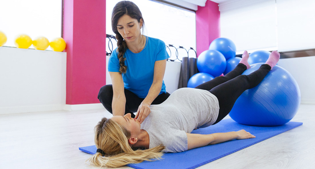 Pilates instructor Dublin